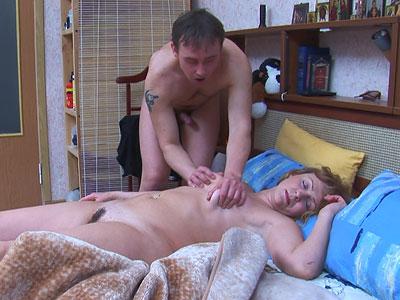 sleeping free amatuer porn